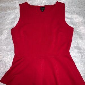 Worthington | Red |  Elegant blouse | size: M